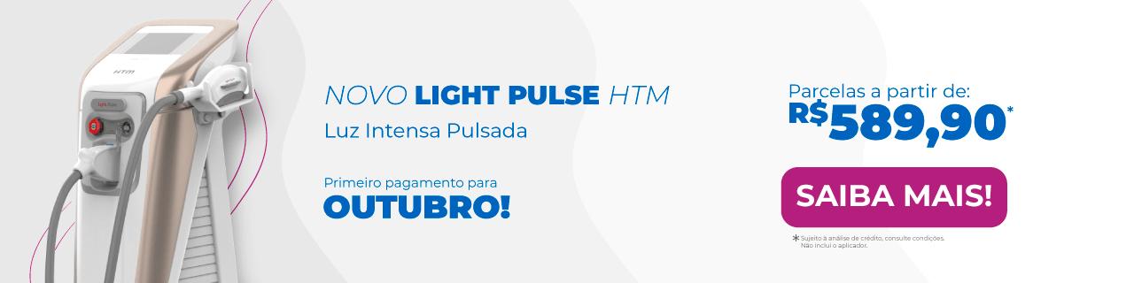 Novo Light Pulse HTM