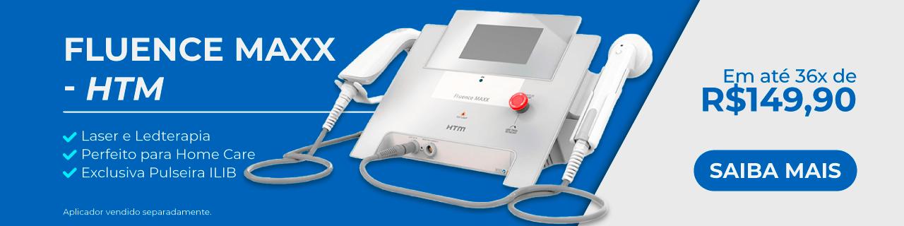 Fluence Maxx HTM – Aparelho de Fototerapia por Laser e Led - Sem aplicadores
