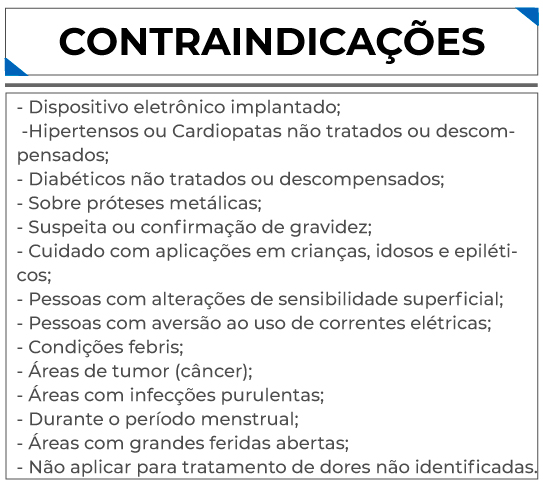 Contraindicações
