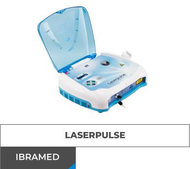 Laserpulse Ibramed - Aparelho de Laserterapia