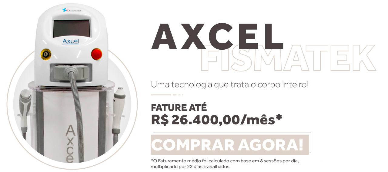 Compre Agora Axcel Fismatek