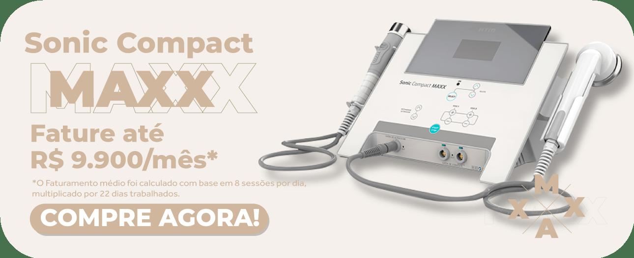 Sonic Compact Maxx Comprar Agora