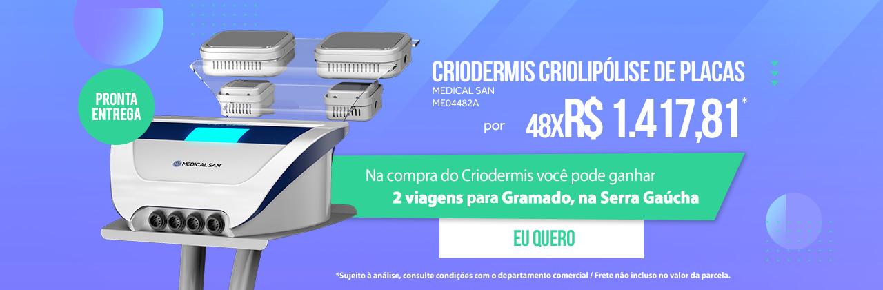 Promoção Criodermis - Viagem Gramado