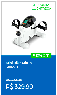 Mini Bike Clínica - Arktus