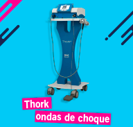 THORK Shock Wave - Terapia por Ondas de Choque - IBRAMED