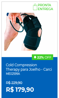 Cold Compression Therapy para Joelho - Carci