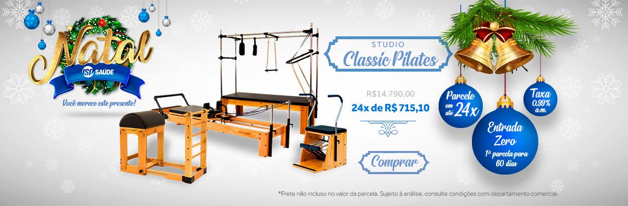 Natal ISP Saude Classic Pilates