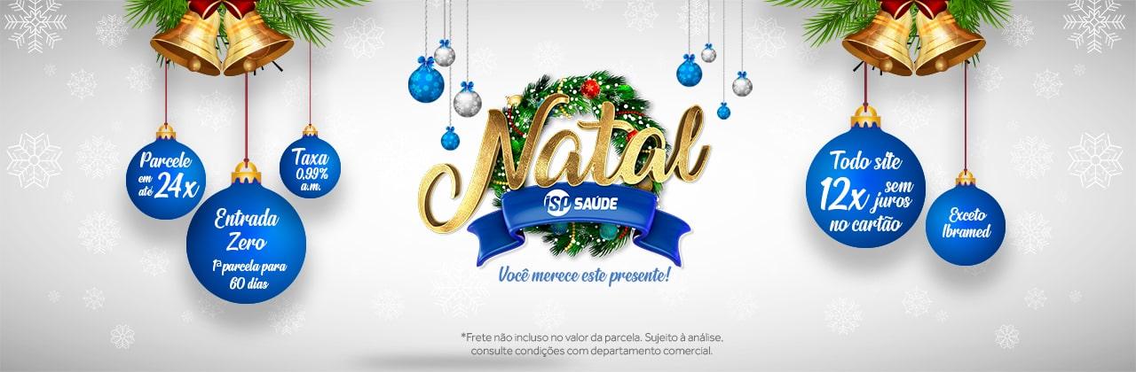 Natal ISP Saude Conceito Natal