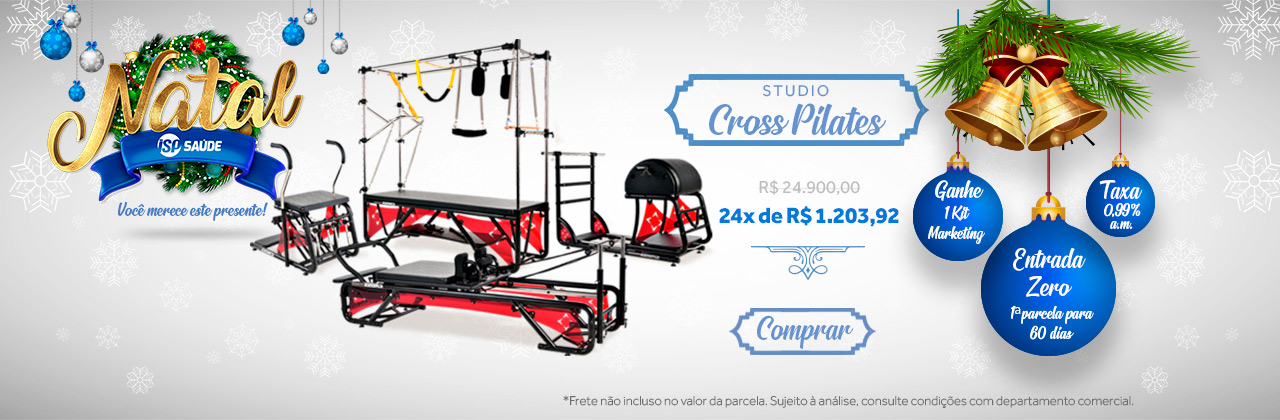 Natal ISP Saude Cross Pilates