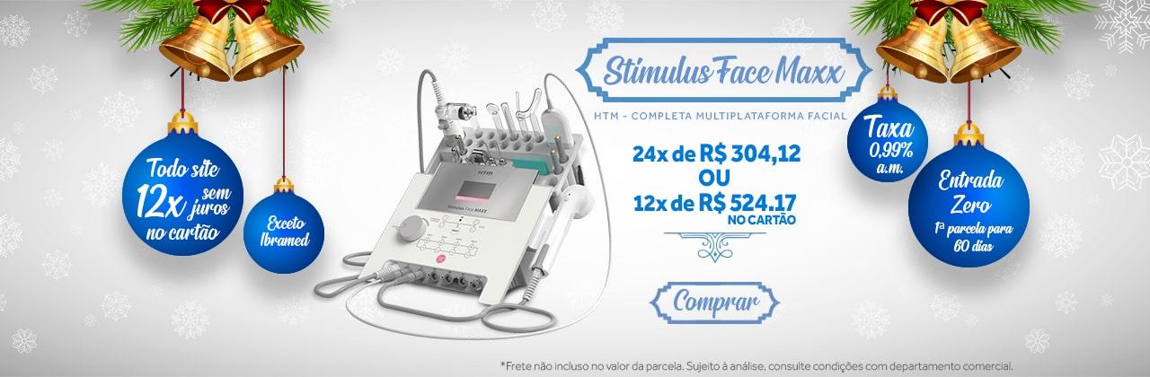 Natal ISP Saude Stimulus Face Maxx